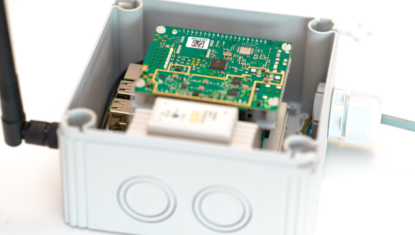 LoRaWAN Gateway von The Things Network